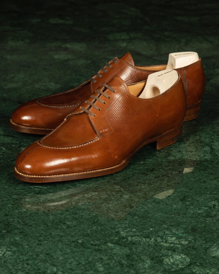 Saint Crispin Russian Calf split toe