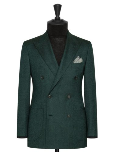 Ocean Green Faux Uni Jacket by Angelico